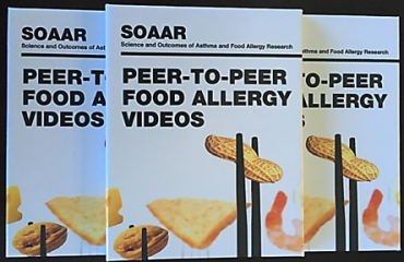 Food Allergy Peer-to-Peer Educational Videos